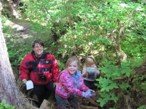 Geocaching Fun for the Whole Family