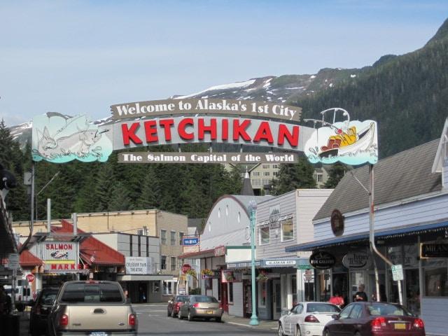 About Ketchikan, Alaska