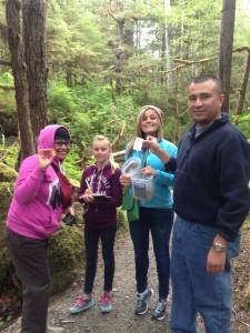 Geocaching Wild Wolf Tours