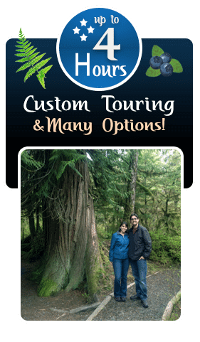 Custom Ketchikan Tours